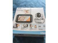 Vtech baby monitors vm343 Pan and tilt