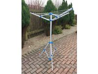 Clothes Airer, ideal for camping/caravanning