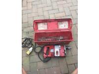 Kango 501 breaker/ hammer drill 110v