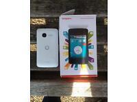 Vodafone smart mini 875 Vodafone boxed, no charger . Excellent condition ......