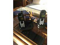 Panasonic Triple Cordless Phone