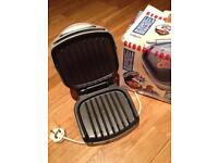 George Foreman grill lean grilling machine