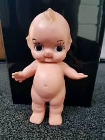 Vintage kewpee doll