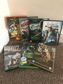 Selection of films