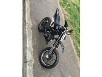 49 cm kids motorbike DIRTBIKE mini moto