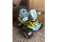 Children's toy quad bike