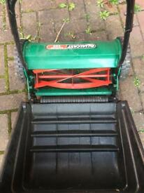 Panther Manual Lawnmowers