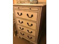 Decorative Lounge Cabinet Shabby Chic