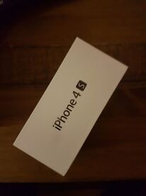 Iphone 4s box only east london
