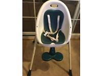 Mamas & Papas High Chair - Teal