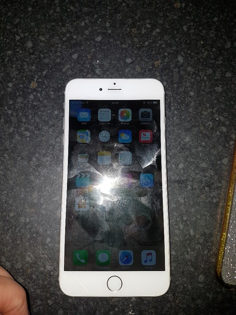 Iphone 6 plus 16gbin Paignton, DevonGumtree - IPhone 6 plus 16gb on Vodafone. Good condition. Can get it unlocked if needed as was Ive upgraded my phone. Silver in colour