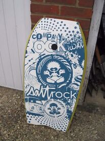 Saltrock Body Board in good, used condition with strap, suit adult or child.