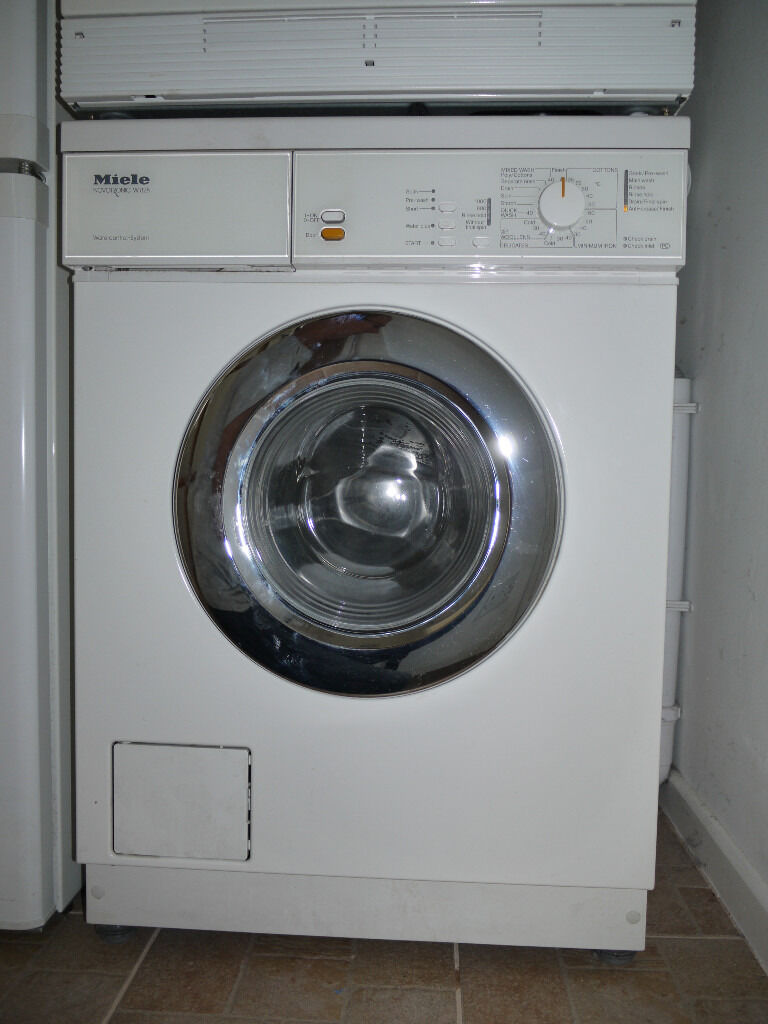 miele novotronic w828 washing machine in romsey hampshire gumtree. Black Bedroom Furniture Sets. Home Design Ideas