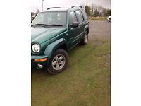 Jeep cherekee 04 plate non runner and wont not sure whats wrong