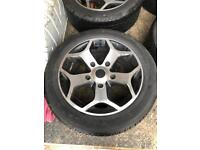 Ford transit alloys