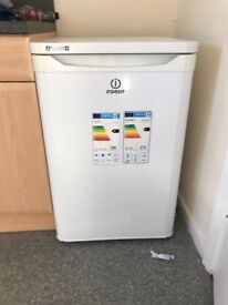 Indesit fridge with ice box