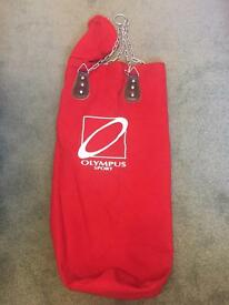 3foot red punch bag