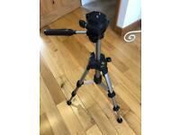 Mini / low level camera tripod