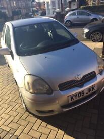 Toyota Yaris 1.3 Colour Collection 5 Door Manual, 2005 Reg