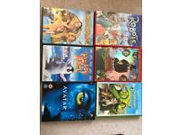 DVD's - not free, make me an offer