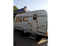 compass vantage 4 berth with awning and other extras