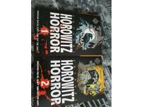 Horowitz Horror books