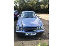 Mercedes-bens CLK