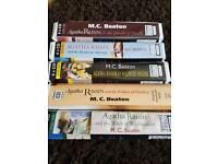 5 x M.C.Beaton Audiobooks. Agatha Raisin. CD