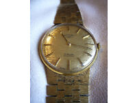 VINTAGE ROTARY HAND WINDING GENT`S WATCH