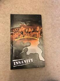 Insanity box set dvd's