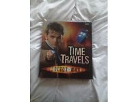DR WHO ( time travels pop up book)