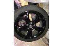 """Vauxhall corsa wheels 17"""""""