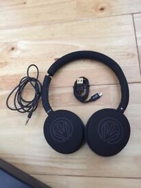 Ifrogz Headphones Bluetooth and Wired Brand NEW