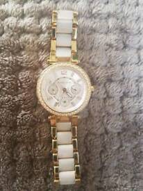 Michael Kors ladies watch rose gold finish