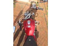Suzuki GZ 125 for sale £1500 ono