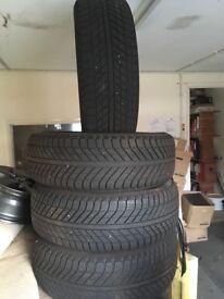 Good Year 4 seasons Vector tyres. 235/65R 17