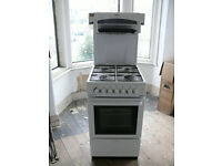 Beko Aspen 50 mains gas cooker. Good working condition. Local delivery in Exeter possible.