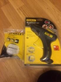 Stanley Dual Melt glue gun