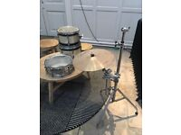 Cymbal with stand-FREE