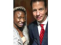 Yes that is me with JT Foxx. Book your free consultation today!!