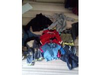Boys clothes bundle 18mths to 2 years