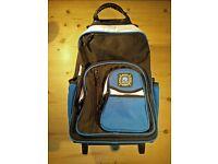 SPORTEC - Wheeled Backpack