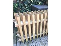 Brand new Picket Fencing