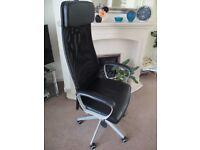 IKEA Markus swivel and tilt office chair