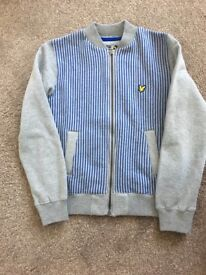 Designer Lyle & Scott Zipper - Brand new without tags