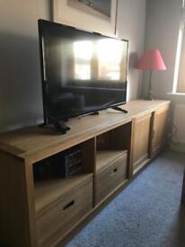Laura Ashley tv/display cabinet