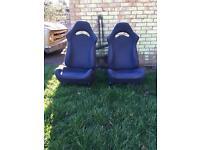 Subaru bucket seats