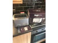 Sage smart toaster high end