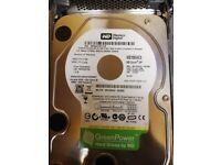 Western Digital Green WD10EACS - SATA Internal Hard Drive 1TB - Harrow