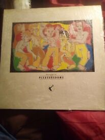 Frankie goes to hollywood lp,welcome to the pleasure dome.